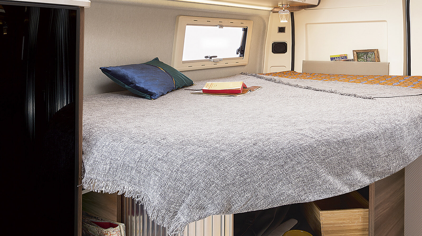 Interior photos RAPIDO Camper V62